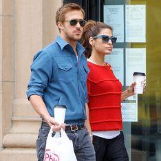 Die Glückliche! Ryan Gosling plant Antrag für Eva Mendes