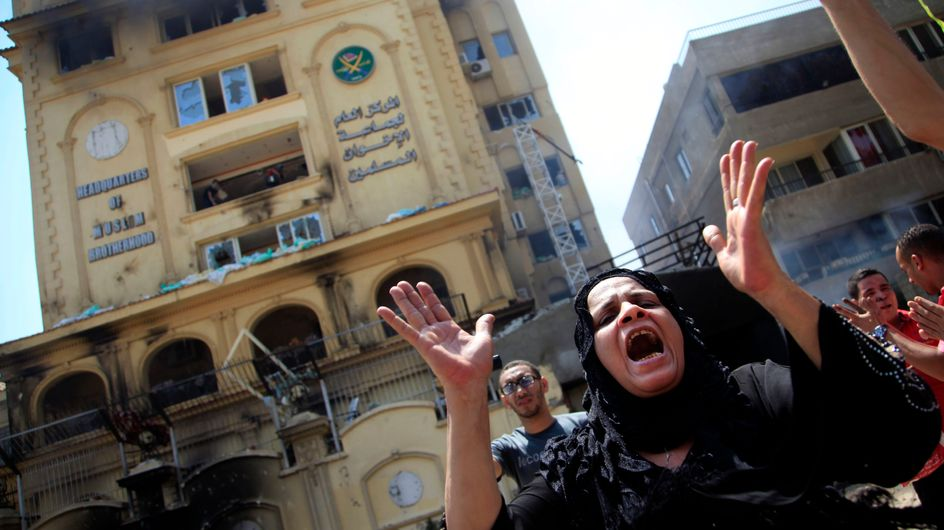 46 violaciones a mujeres. La otra cara de las protestas de Egipto