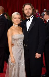 Russell Crowe & Danielle Spencer