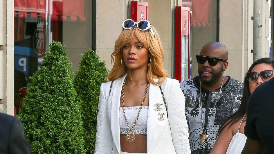 Rihanna : Ivre, elle chante faux lors d'un karaoké (Vidéo)