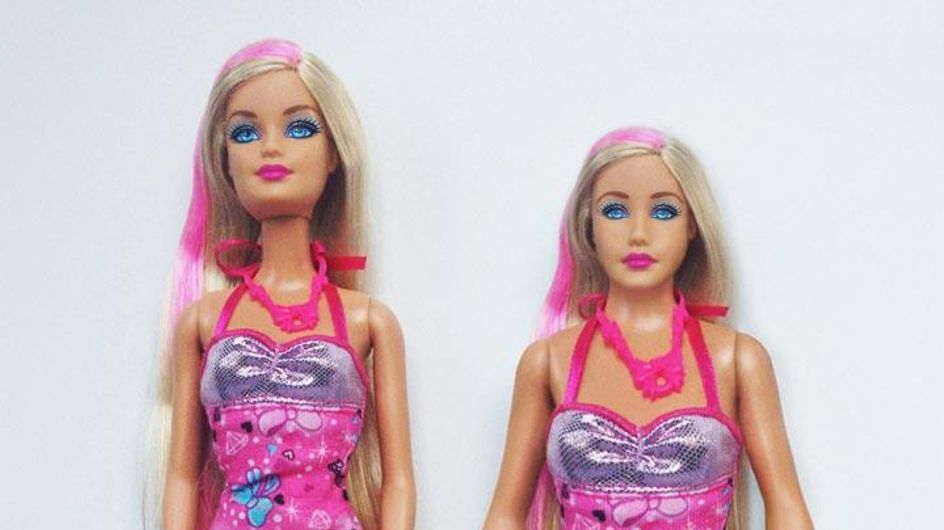 Barbie® : Elle s'offre enfin des mensurations réelles (Photo)