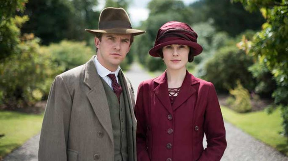 """Downton Abbey's Michelle Dockery: Tragic end to series 3 """"opened a door of opportunity for Mary"""""""