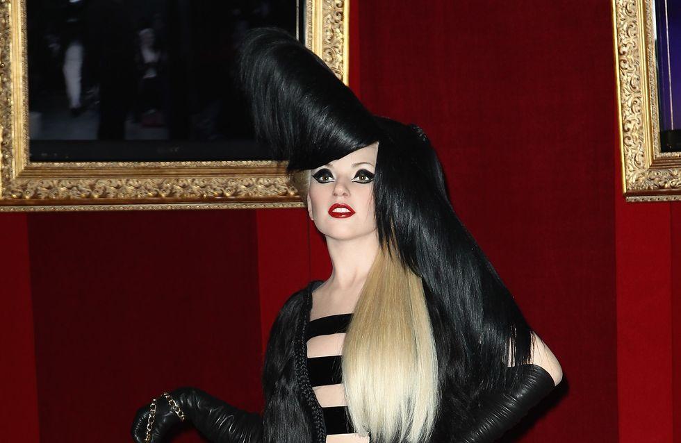 Lady Gaga : Sa statue de cire ne lui ressemble absolument pas !