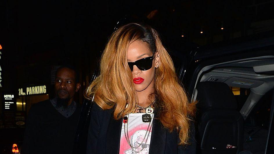 Rihanna : Elle aussi se met au twerk (Vidéo)