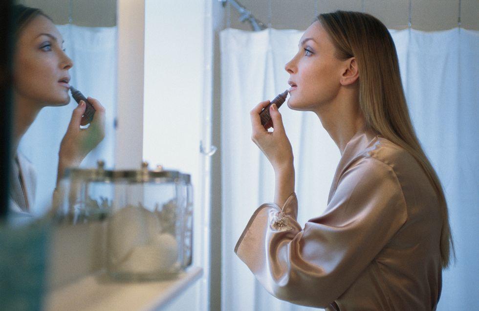 1 femme sur 4 dormirait maquillée pour ne pas décevoir son compagnon