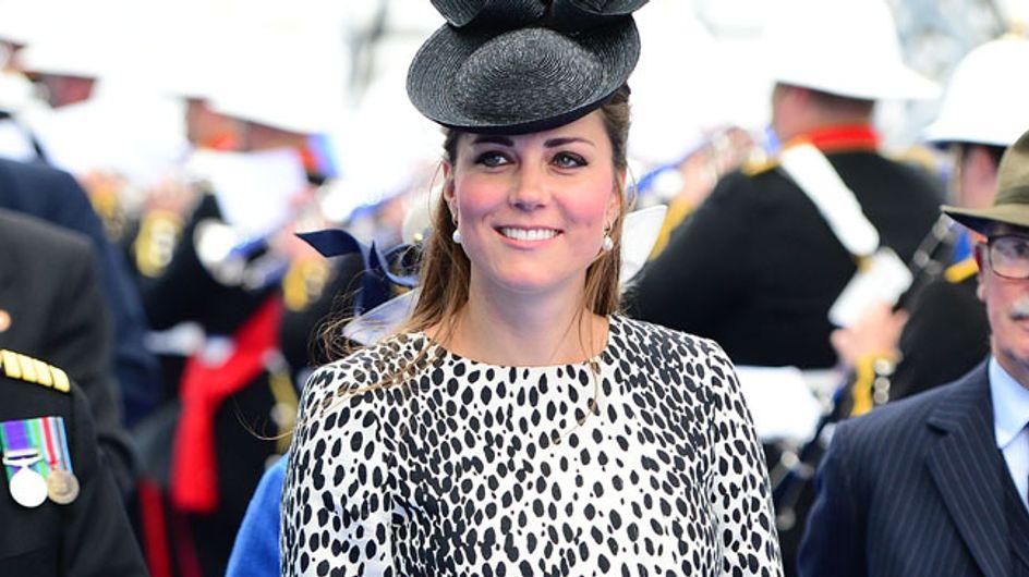 Kurz vor der Geburt: Bei Herzogin Kate steigt die Nervosität