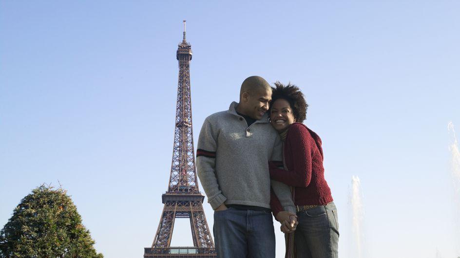 Paris : Capitale européenne préférée des célibataires