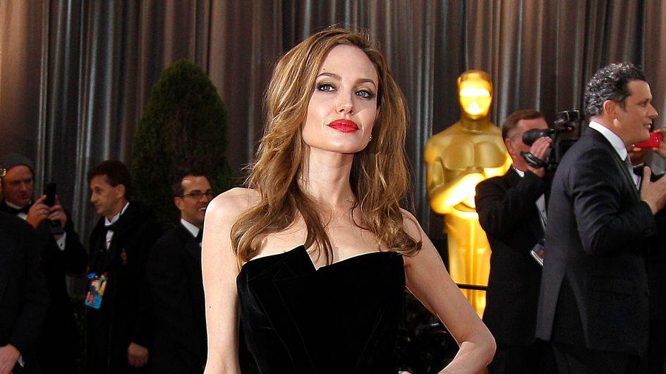 """Algunas celebrities que intentaron copiar el """"look Angelina"""""""