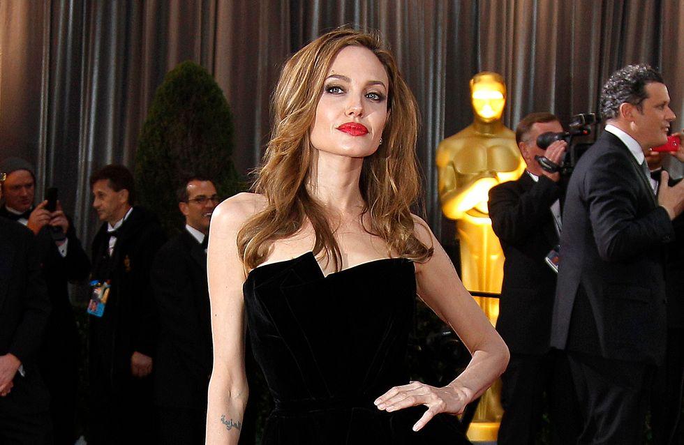 Algunas celebrities que intentaron copiar el look Angelina