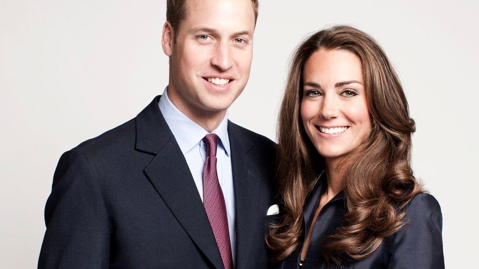 Kate Middleton et William : Des préservatifs comme cadeau de naissance