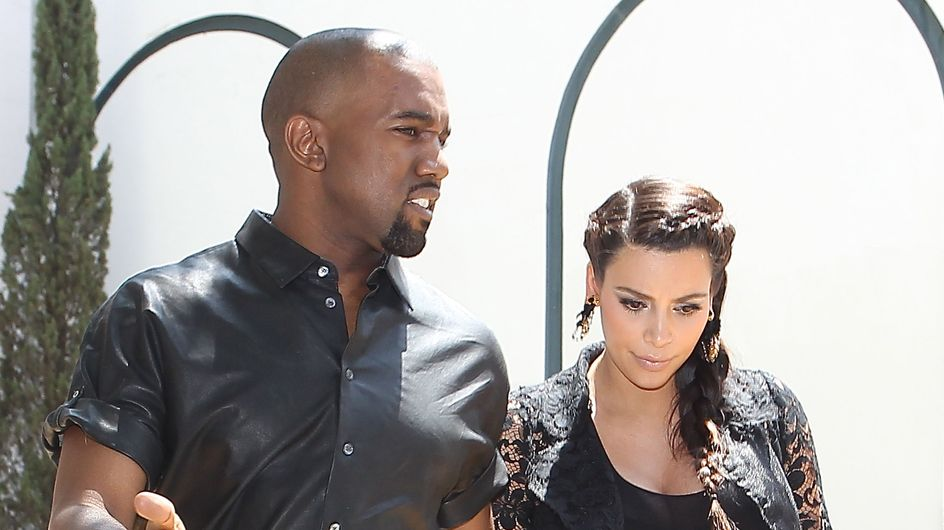 Kim Kardashian no quiere separarse de su bebé