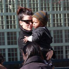 Sandra Bullock : Mon fils est un petit dictateur