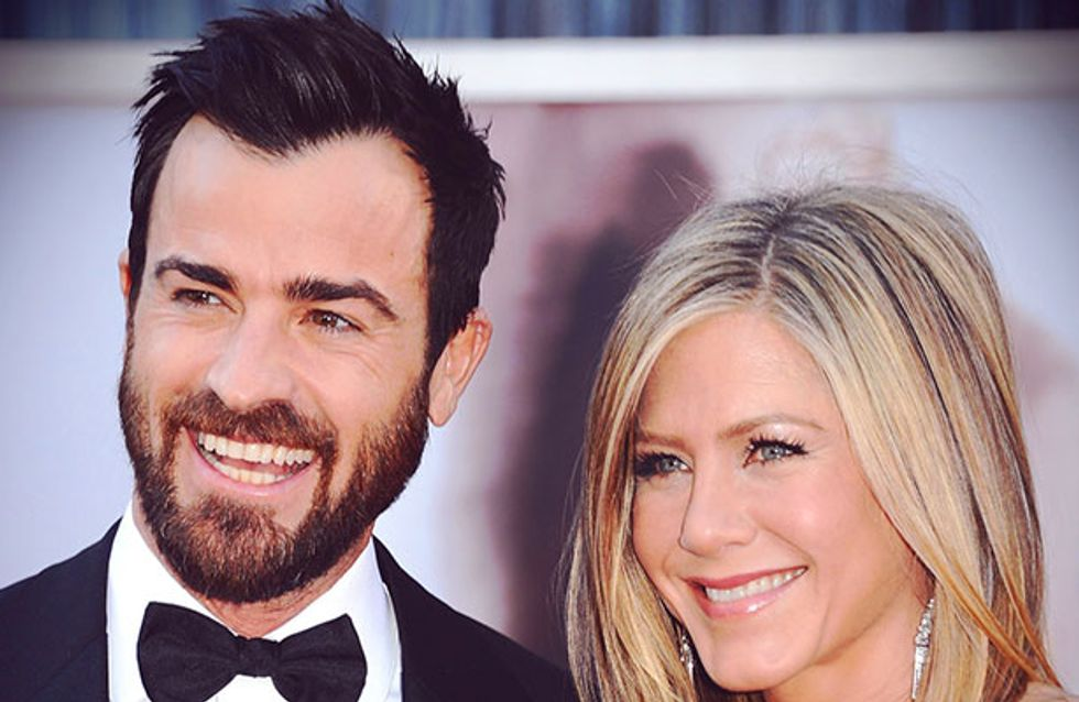 Jennifer Aniston tells Justin Theroux the wedding should have happened by now