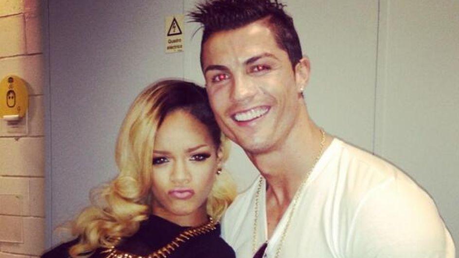 Rihanna : Elle gaffe au sujet de l'homosexualité de Cristiano Ronaldo