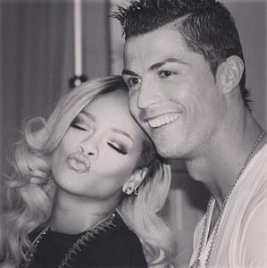 Rihanna et Cristiano Ronaldo : Complices en coulisse
