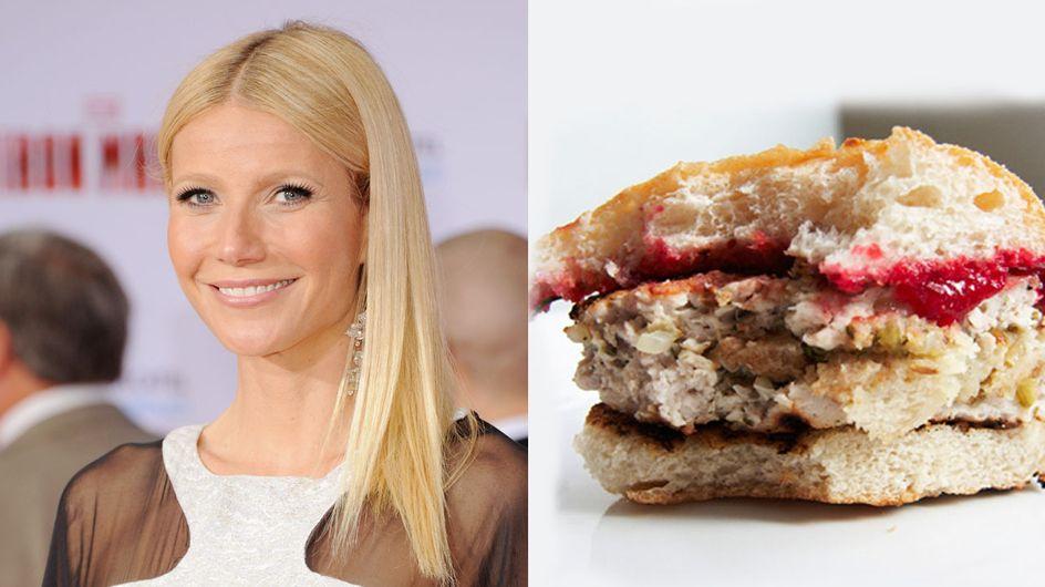 Gwyneth Paltrow : Sa recette de burger light