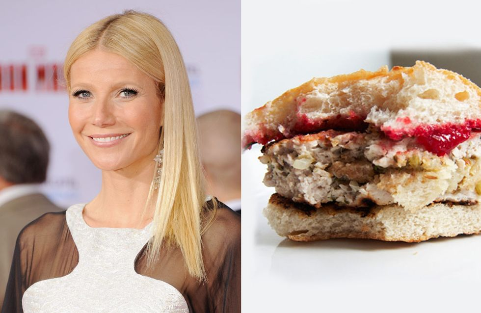 Gwyneth Paltrow : Sa recette de burger light