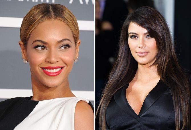 Beyoncé et Jay-Z dépensent 6000€ pour le bébé Kardashian