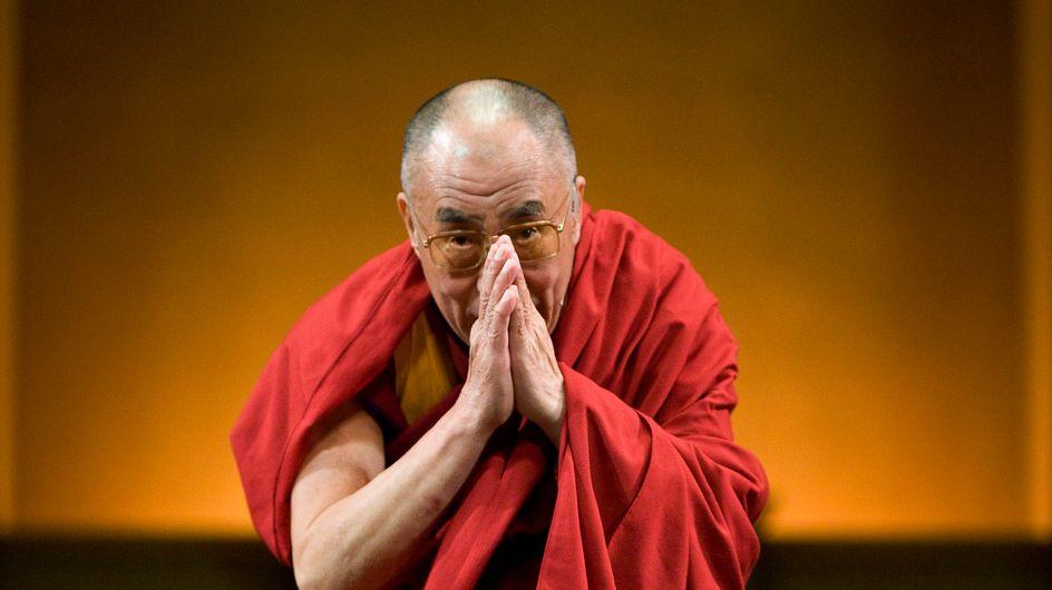 Las 10 frases de amor y positivismo del Dalai Lama