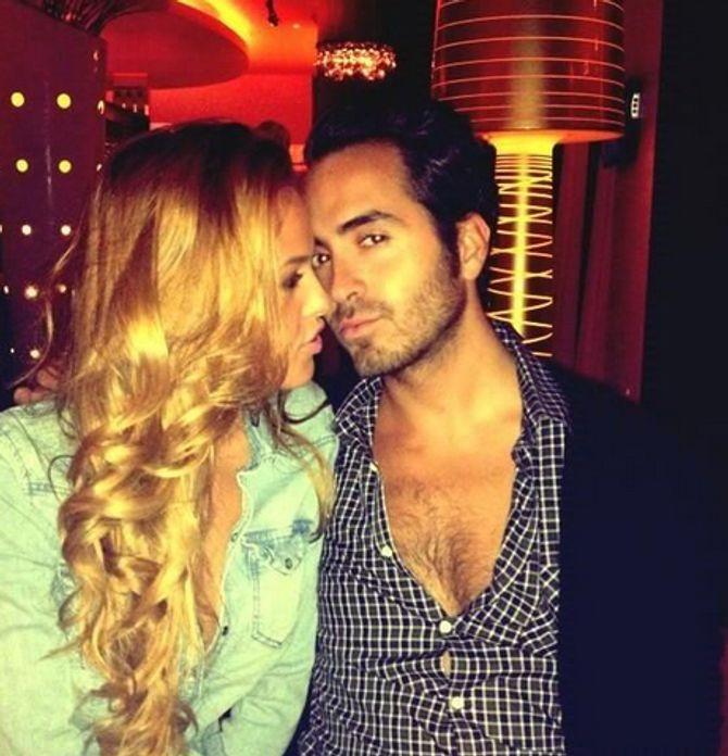 Vanessa Lawrens et Benjamin Azoulay
