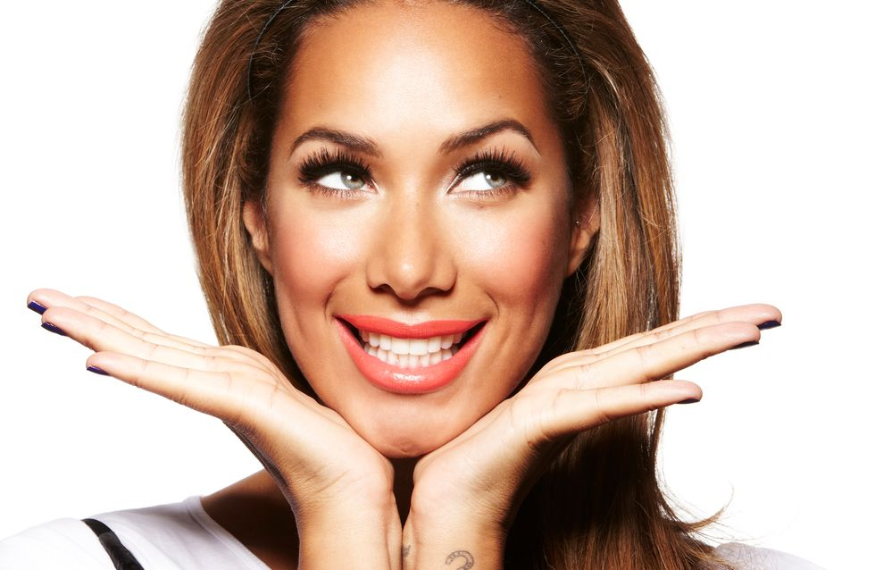 Leona Lewis celebrates animal testing ban and shares her favourite animal-friendly beauty products