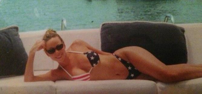Mariah Carey : Son bikini sexy pour la fête nationale