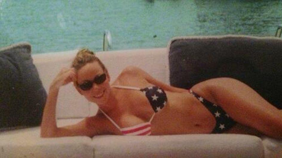 Mariah Carey : En bikini sexy pour la fête nationale (Photos)
