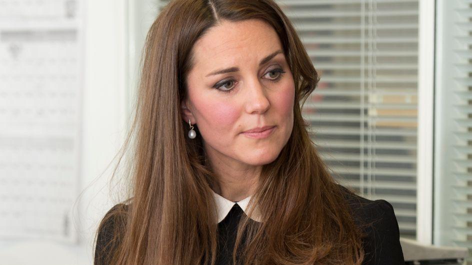 Kate Middleton : Son bébé en danger