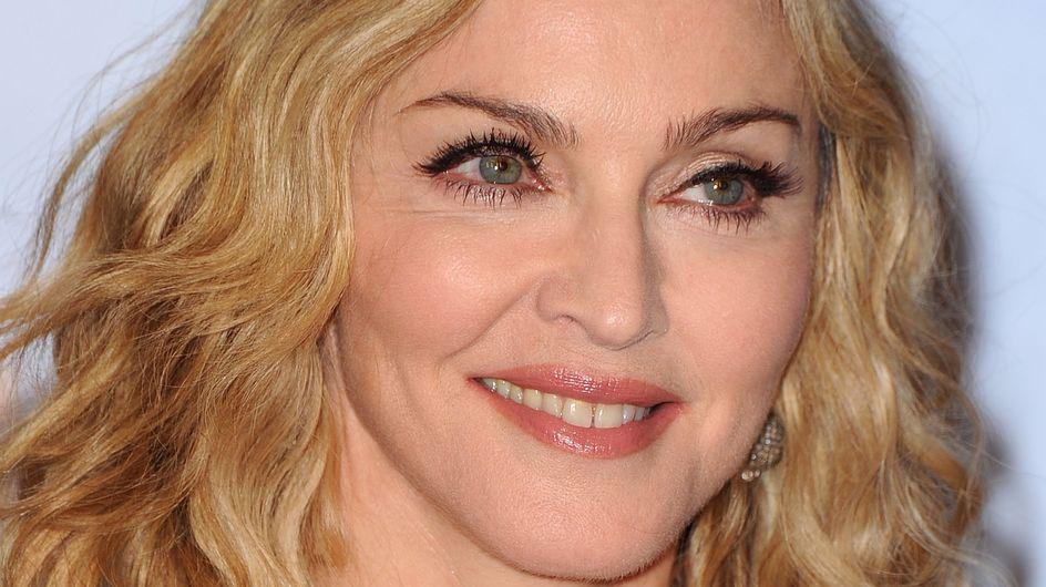 Madonna en niqab : Elle assume sa photo polémique !