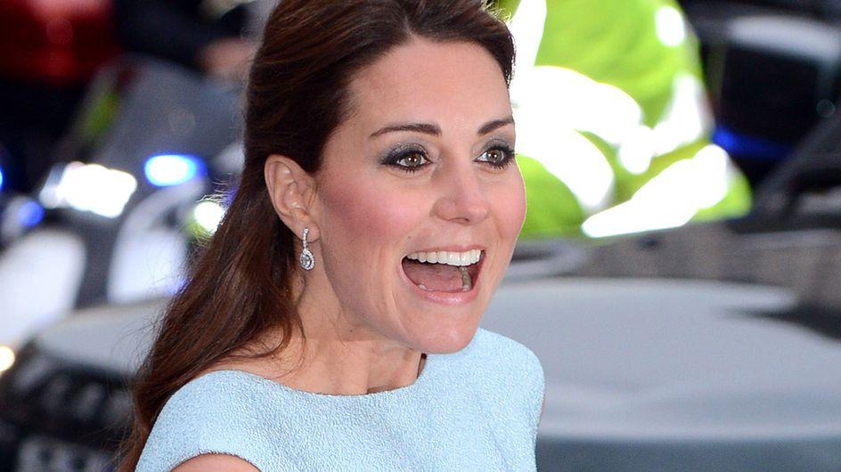 Kate Middleton : Accouchement imminent !