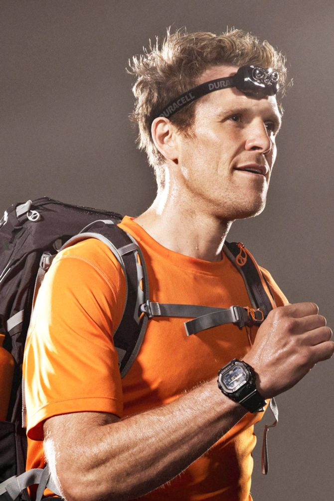 James Cracknell adventurer