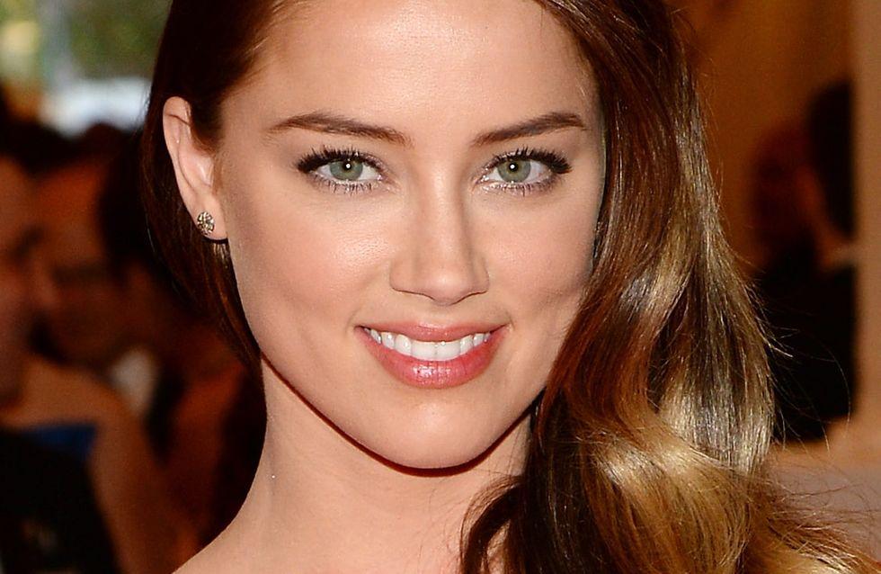 Amber Heard : Délicieusement rétro (Photos)