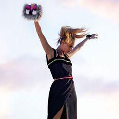 Cara Delevingne stars in new Fendi AW13 campaign