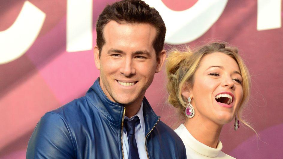 Ryan Reynolds: 'Blake me ayuda a mantener los pies en la tierra'