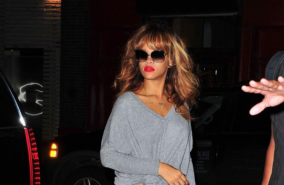 Rihanna : Elle montre ses seins sur Instagram (Photos)