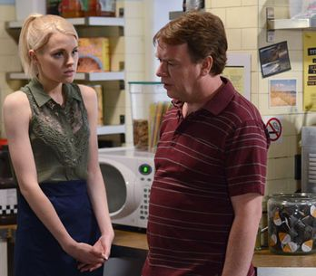 EastEnders 15/07 - Ian takes advantage of Lucy