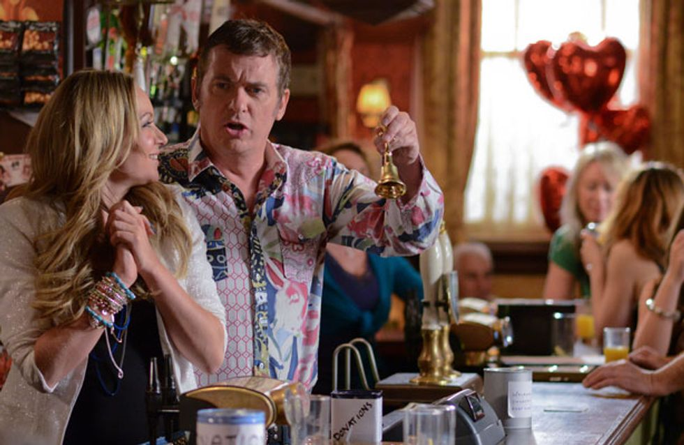 EastEnders 16/07 - Speed dating at the Vic