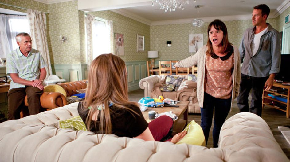 Hollyoaks 16/07 – Sienna steps up her plan and Nancy cottons on
