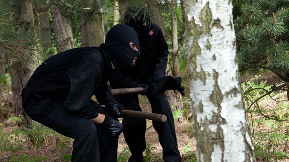 Hollyoaks 18/07 – Ste and Freddie's raid turns sour