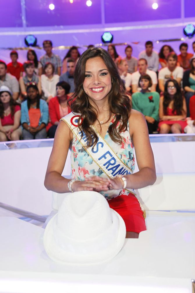 Miss France 2013 : Le salaire de Marine Lorphelin dévoilé