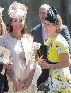 Kate Middleton et Zara Phillips