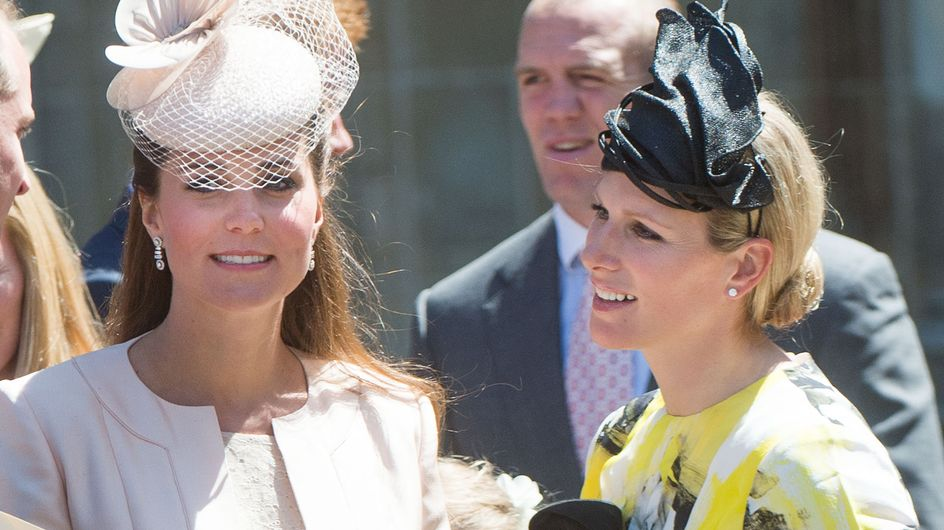 Kate Middleton et Zara Phillips : Elles pouponneront ensemble