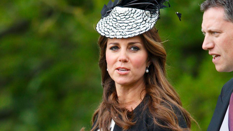 Kate:Curry per stimolare travaglio