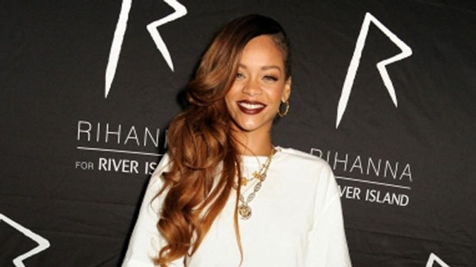 Rihanna unveils River Island AW13 first-look video