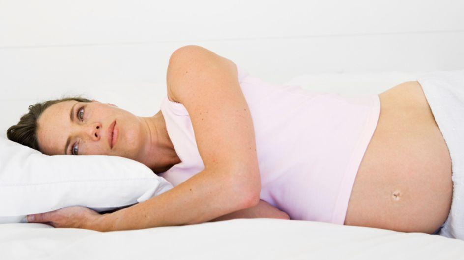 Être enceinte : Un stress pour 1 maman sur 2