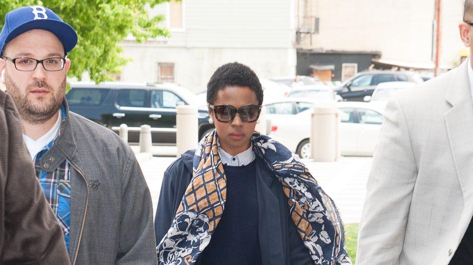Lauryn Hill : La star des Fugees passe son premier jour en prison