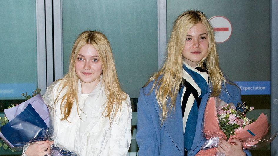 Dakota et Elle Fanning : Les sœurs sublimes pour J.Festina (Photos)