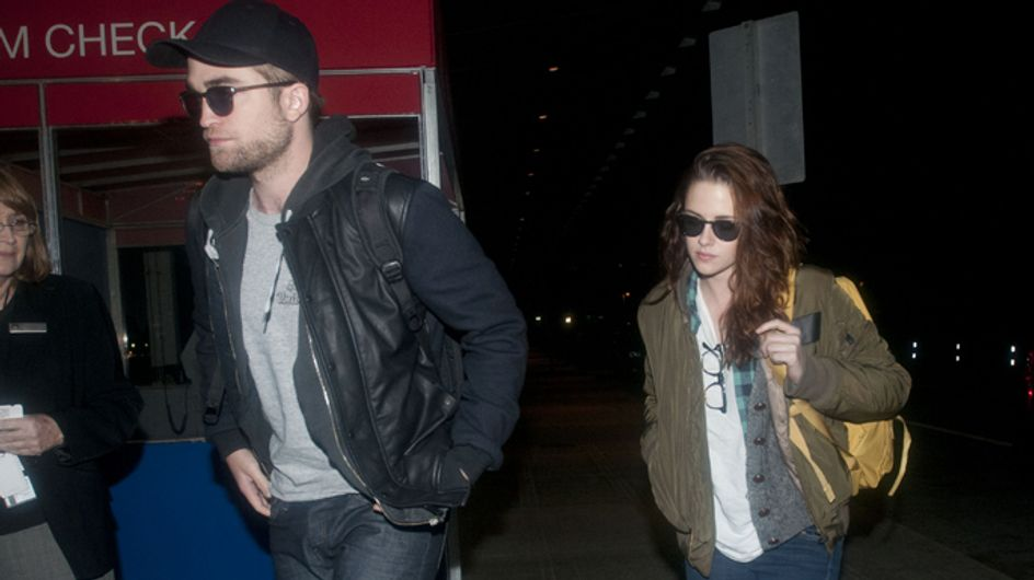 "Robert Pattinson still texting Kristen Stewart: ""He misses her like crazy"""