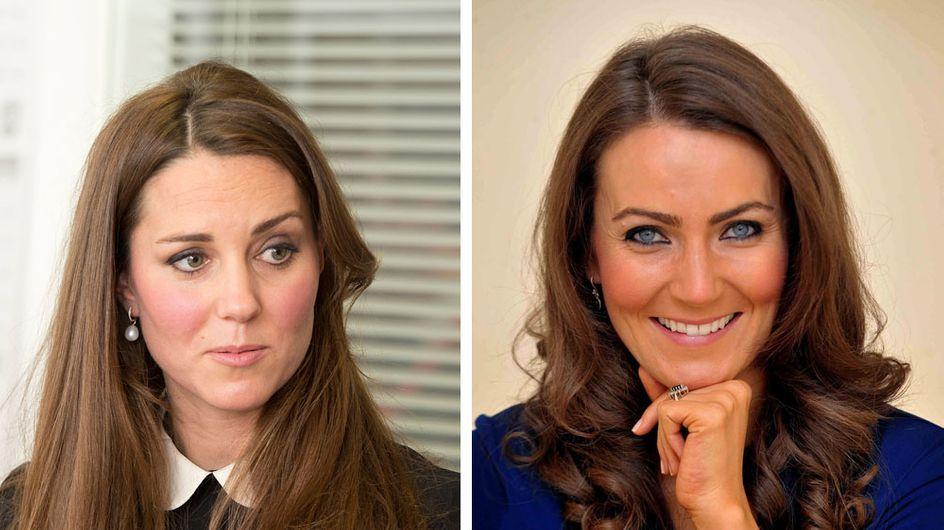 Sosie de Kate Middleton : Sa fausse grossesse est bientôt finie