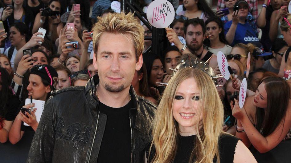 Avril Lavigne raconte son mariage gothique